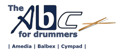 The ABC for drummers
