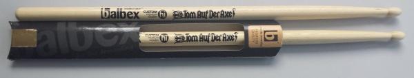 Balbex signature Tom Schilders